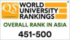 QS Asia Ranking