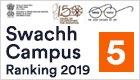 Swachh Campus Ranking 2019