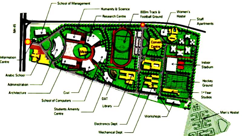 Visit Us | B S Abdur Rahman Crescent Institute of Science