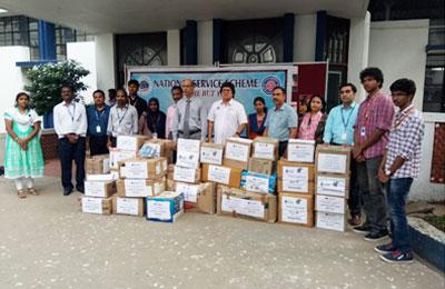 NSS | B S Abdur Rahman Crescent Institute of Science and