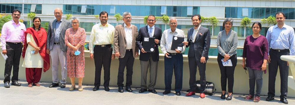 MOU signed between CIIC and IITMIC